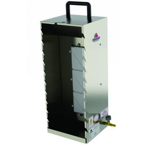 Assador de Espetinhos a Gás 10 Espetos Progás PR-199  - ZIP Automação