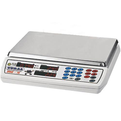 Balança Computadora Gural ESE-15 WB 15Kg c/ Bateria Serial INMETRO  - ZIP Automação