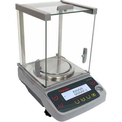 Balança Semi-Analítica Urano UA 420/0,001 420g INMETRO  - ZIP Automação