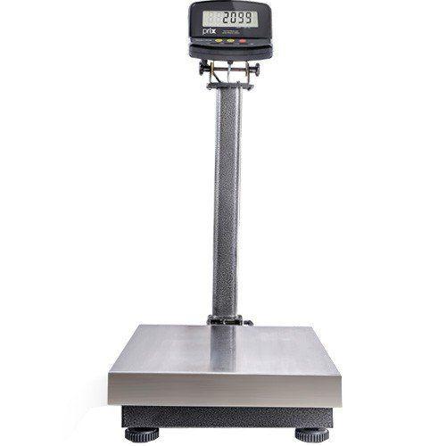 Balança de Bancada Toledo 2099 120Kg c/ Coluna 0,5m e Bateria INMETRO  - ZIP Automação