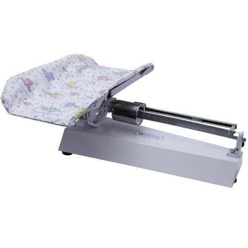 Balança Mecânica para Pesar Pessoas Welmy 109 CH 16Kg Inox INMETRO  - ZIP Automação