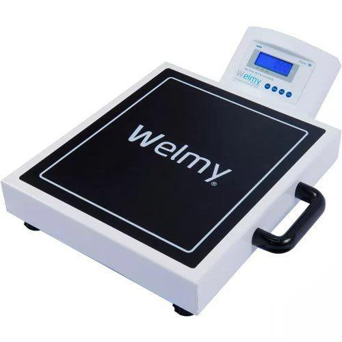 Balança para Pesar Pessoas Welmy W 200M 200Kg INMETRO  - ZIP Automação