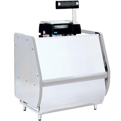 Balcão de Pesagem para Açougue Inox 1,00m - Polofrio  - ZIP Automação