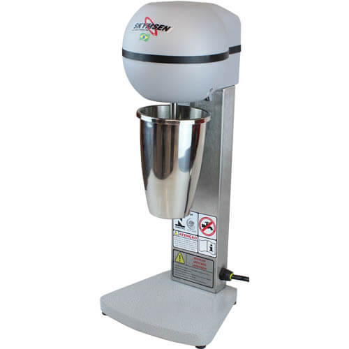 Batedor de Milk-Shake 0,8L Copo Inox Skymsen BMS-N 127V  - ZIP Automação