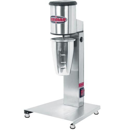 Batedor de Milk-Shake 0,8L Copo Alumínio Bermar BM 72 NR 220V  - ZIP Automação