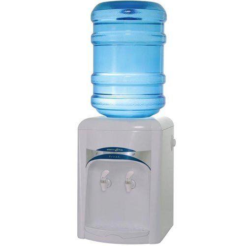 Bebedouro de Garrafão 2,3L Masterfrio Fresh Compressor Branco 127V  - ZIP Automação