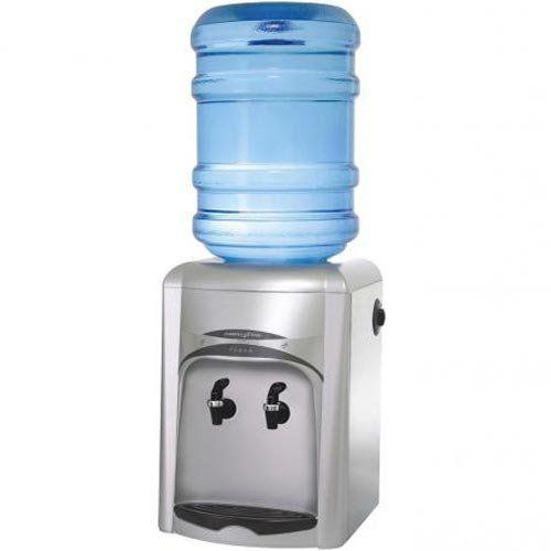 Bebedouro de Garrafão 2,3L Masterfrio Fresh Compressor Inox 220V  - ZIP Automação