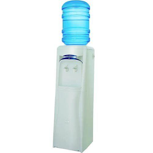 Bebedouro de Garrafão Coluna 2,3L Masterfrio Icy Compressor Branco 220V  - ZIP Automação
