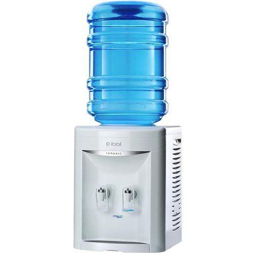 Bebedouro de Garrafão 2L IBBL Compact Branco 127V  - ZIP Automação