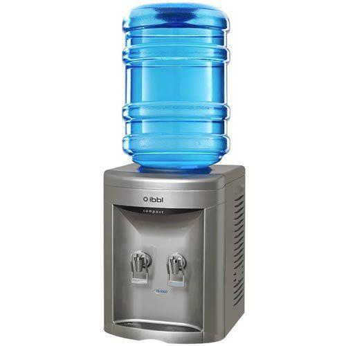 Bebedouro de Garrafão 2L IBBL Compact Prata 220V  - ZIP Automação
