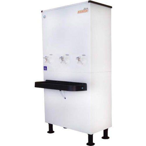 Bebedouro Industrial 100L Nardin BIBRP100 Branco 220V  - ZIP Automação