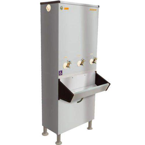 Bebedouro Industrial 100L Nardin BIXBP100 Inox 127V  - ZIP Automação