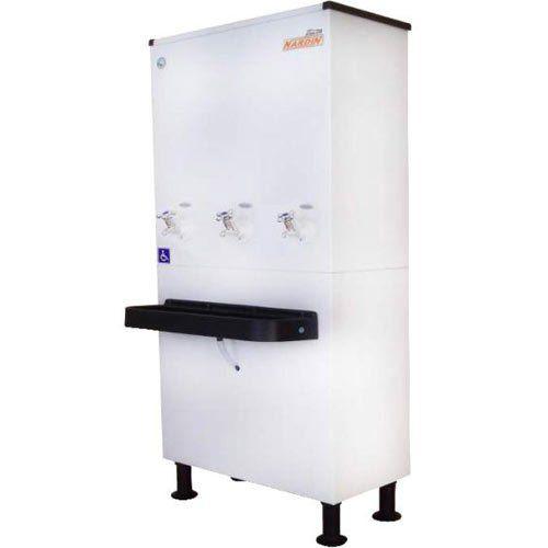 Bebedouro Industrial 150L Nardin BIBRP150 Branco 127V  - ZIP Automação