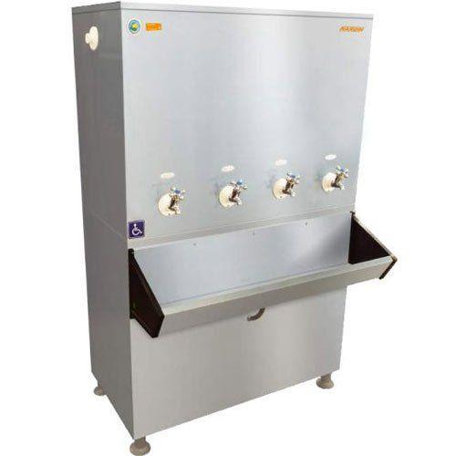 Bebedouro Industrial 200L Nardin BIXBP200 Inox 220V  - ZIP Automação