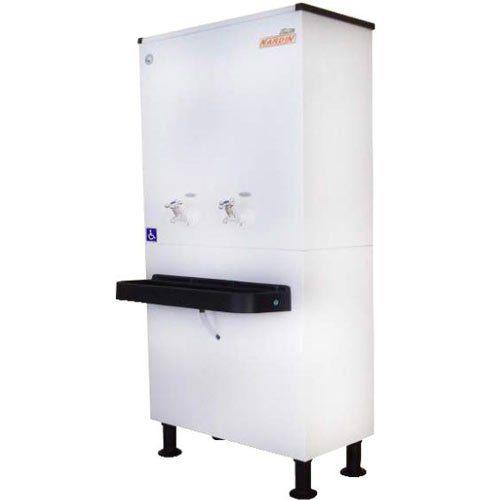 Bebedouro Industrial 50L Nardin BIBRP50 Branco 127V  - ZIP Automação