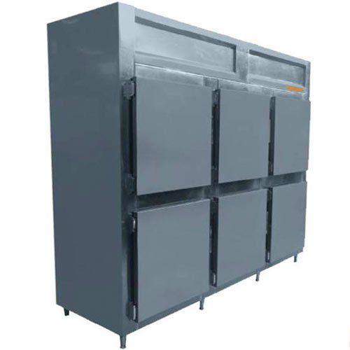 Câmara Refrigerada 1500L Nardin GIRXB6P Inox 220V  - ZIP Automação