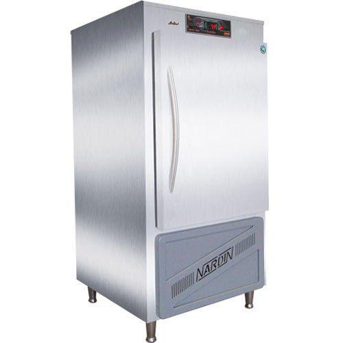 Câmara Refrigerada p/ Vacinas e Medicamentos 130L Nardin GVC130 Inox 127V  - ZIP Automação