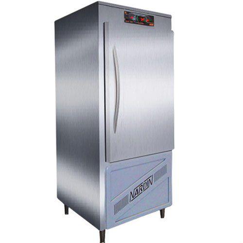 Câmara Refrigerada p/ Vacinas e Medicamentos 220L Nardin GVC220 Inox 220V  - ZIP Automação
