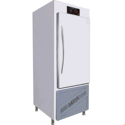 Câmara Refrigerada p/ Vacinas e Medicamentos 260L Nardin GVC260 Branca 127V  - ZIP Automação