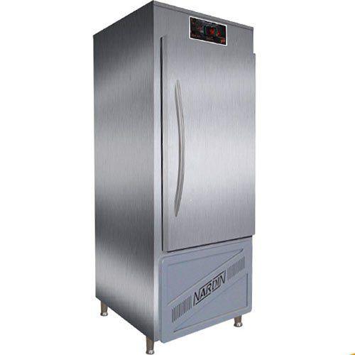 Câmara Refrigerada p/ Vacinas e Medicamentos 300L Nardin GVC300 Inox 127V  - ZIP Automação