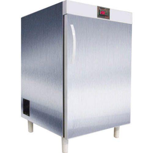 Câmara Refrigerada p/ Vacinas e Medicamentos 80L Nardin GVC80 Inox 220V  - ZIP Automação