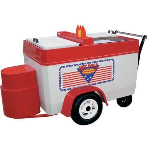 Carrinho a Gás para Hot Dog WHL - Warm  - ZIP Automação