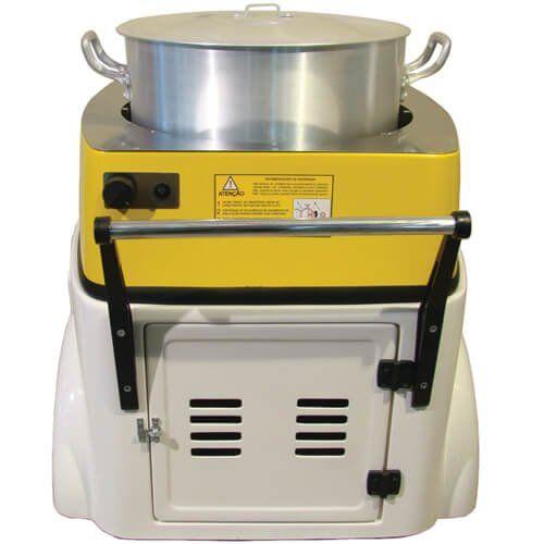Carrinho para Milho Cozido a Gás WMI - Warm  - ZIP Automação