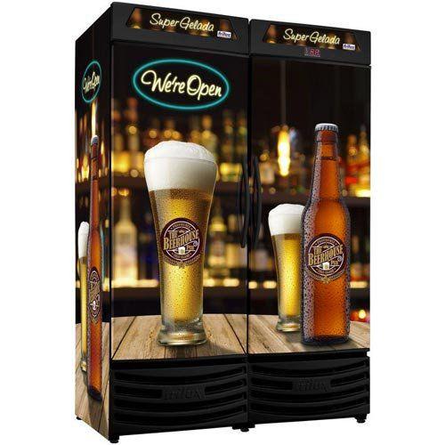 Cervejeira 1200L Frilux Pub RF-019 220V  - ZIP Automação