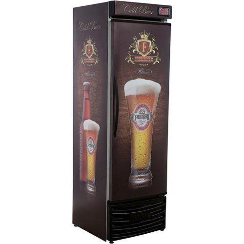 Cervejeira 300L Frilux Slim RF-014 127V  - ZIP Automação