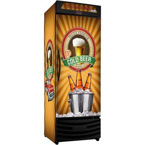 Cervejeira 450L Frilux Premium RF-017 220V  - ZIP Automação
