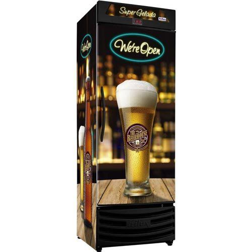 Cervejeira 450L Frilux Pub RF-017 127V  - ZIP Automação