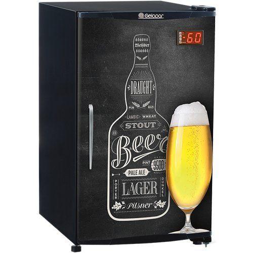 Cervejeira Vertical 120L GRBA-120 QC - Gelopar  - ZIP Automação