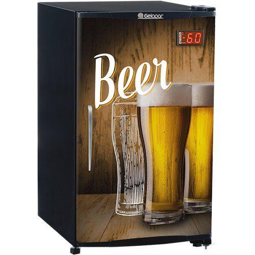 Cervejeira Vertical 120L GRBA-120 WD - Gelopar  - ZIP Automação
