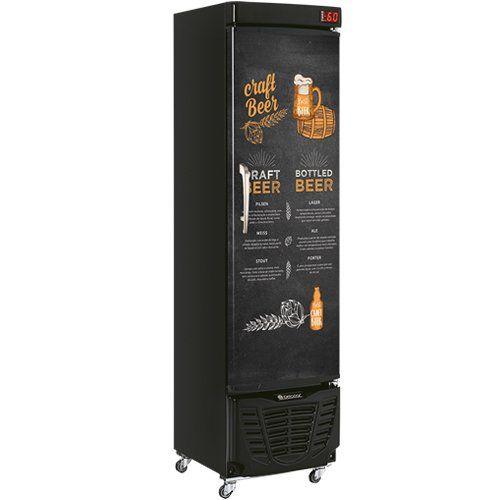 Cervejeira Vertical 230L GRBA-230 CB - Gelopar  - ZIP Automação