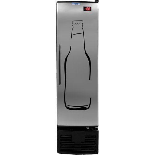 Cervejeira 284L Fricon VCFC 284 C Inox 127V  - ZIP Automação