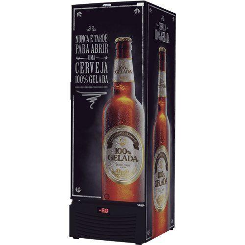 Cervejeira Vertical 565L Low Cost VCFC LC 565 C - Fricon  - ZIP Automação