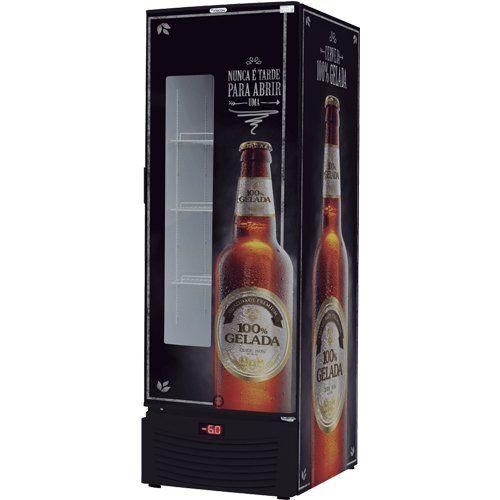 Cervejeira Vertical 565L Low Cost VCFC LC 565 D - Fricon  - ZIP Automação