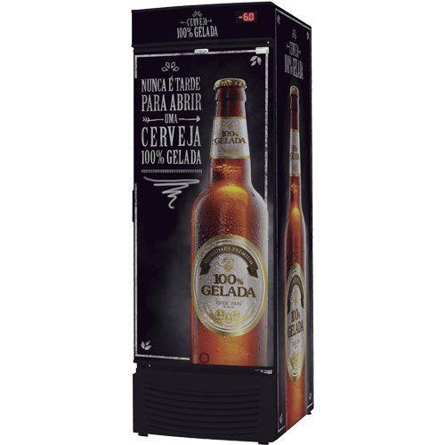 Cervejeira Vertical 565L VCFC 565 C - Fricon  - ZIP Automação