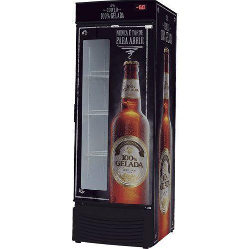 Cervejeira 565L c/ Visor Fricon VCFC 565 D 127V  - ZIP Automação