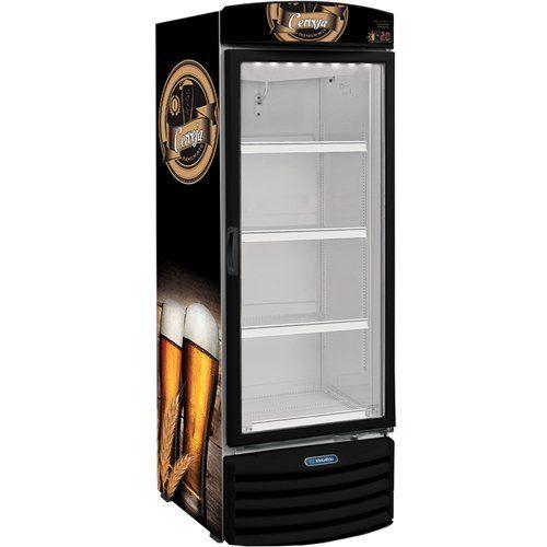 Cervejeira Vertical 572L VN50RL - Metalfrio  - ZIP Automação