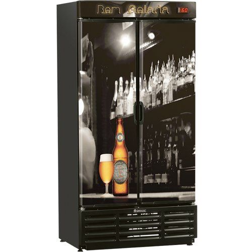 Cervejeira Vertical 760L GRBA-760B - Gelopar  - ZIP Automação