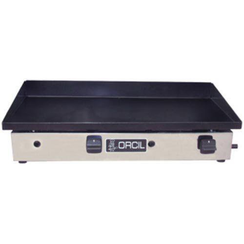 Chapa a Gás 2 Queimadores Orcil CPG60  - ZIP Automação