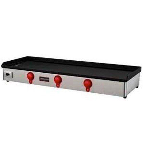 Chapa Elétrica 3 Queimadores Metalcubas Light CBE 1200L 220V  - ZIP Automação