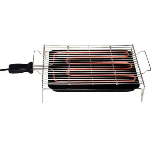 Churrasqueira Elétrica Diet - Layr  - ZIP Automação