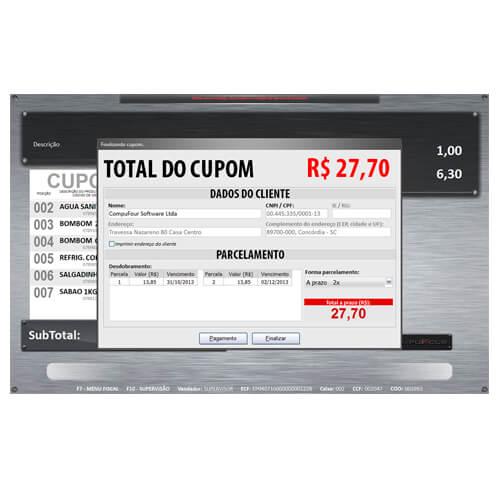 Clipp Store - Compufour  - ZIP Automação