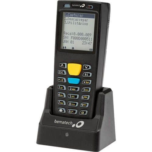 Coletor de Dados Bematech DC-2200 Inventário / Controle de Estoque  - ZIP Automação