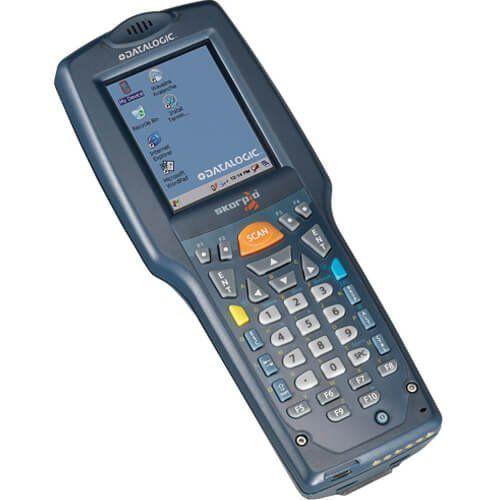 Coletor de Dados Datalogic Skorpio X3 Inventário / Controle de Estoque  - ZIP Automação