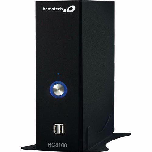 Computador Bematech RC-8100 D2500 2GB HD320GB 3 Seriais  - ZIP Automação