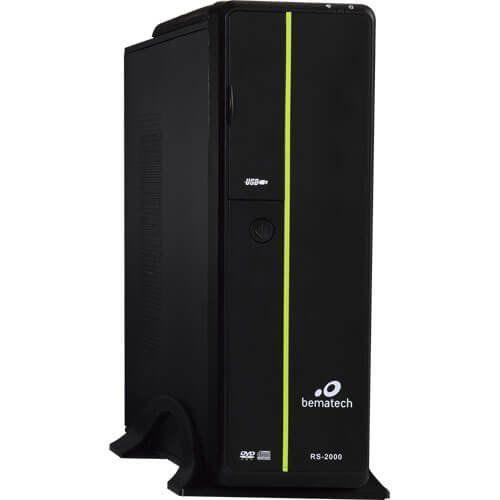 Computador Bematech RS-2000 G1840 4GB HD500GB 2 Seriais c/ Win POS Ready 7  - ZIP Automação
