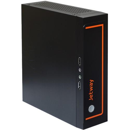 Computador Jetway JC-220S J1800 4GB SSD120GB 2 Seriais  - ZIP Automação